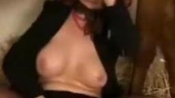 Porn video zoo курчавая рыжевласая извращенка в чулках ебется вместе с жеребцом